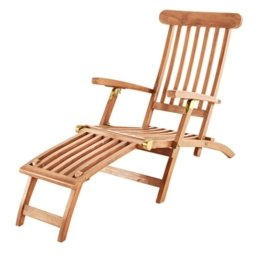 Sonnenliege Holz Teak
